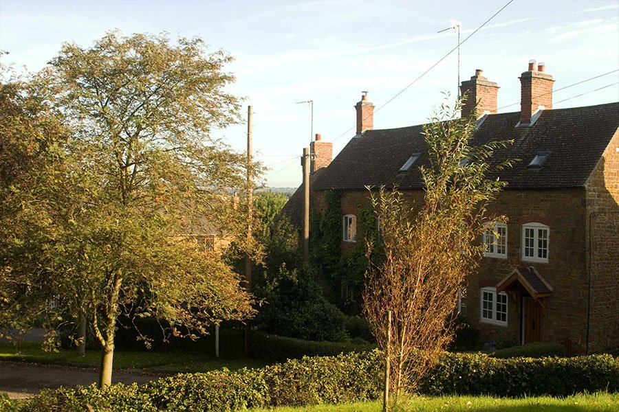 Cottages On the Green
