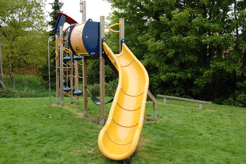Great Bourton Play Area - Slide
