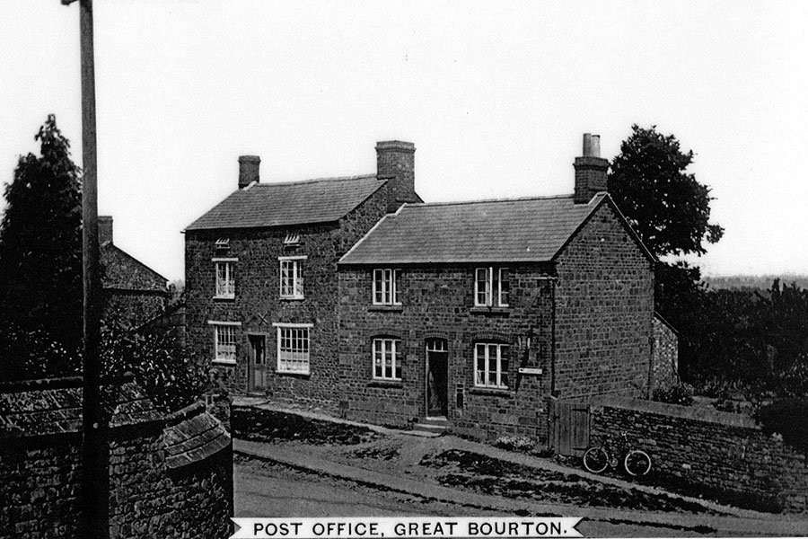 Old POst Office, Elm and Priory
